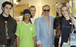 Guns N' Roses Fin del European Tour N' Axl hospitalizado