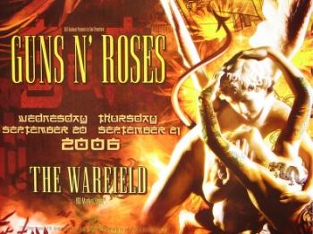 Guns N' Roses US Tour 2006/07