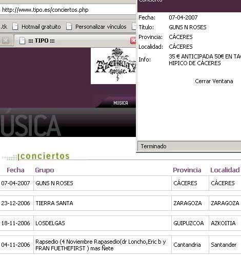 ¿Guns N' Roses OTRA VEZ en España?