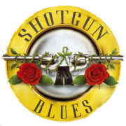 Esitazo de Shotgun Blues en Sevilla Homenaje a los Guns & Roses