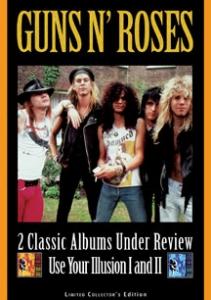 Nuevo DVD de Guns N' Roses