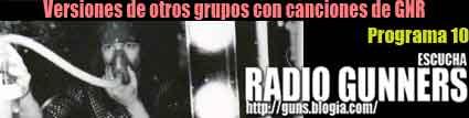 PROGRAMA 10 RADIO GUNNERS