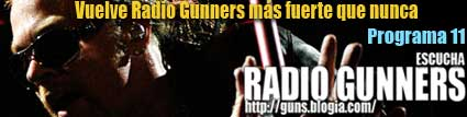 PROGRAMA 11 RADIO GUNNERS