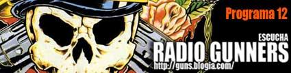 PROGRAMA 12 RADIO GUNNERS