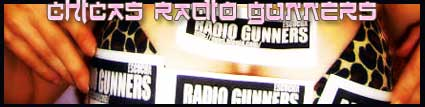 CHICAS RADIO GUNNERS: Sylvia