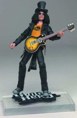 Nueva figura de accion de Slash