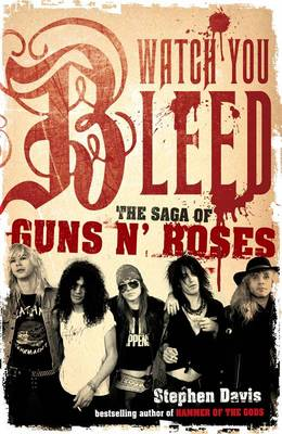 Nuevo libro de Guns N' Roses