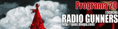 PROGRAMA 20 RADIO GUNNERS