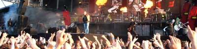 Guns N' Roses planea gira en estadios ¿?