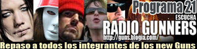 PROGRAMA 21 RADIO GUNNERS